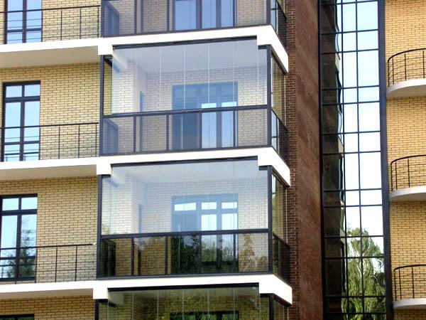 Остекление балконов замер остекление балкона бесплатно