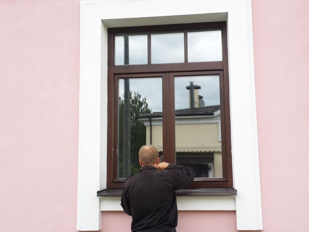 Реставрация современных деревянных окон