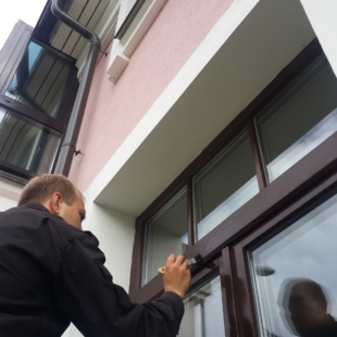Реставрация деревянных окон Солнечное