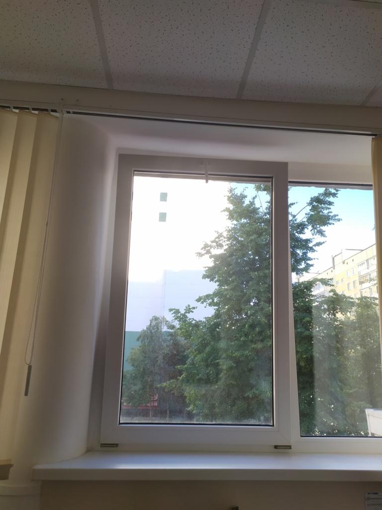Изменение открывания окна с вертикального на горизонтальное